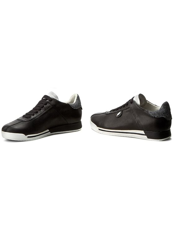 Geox Geox Laisvalaikio batai D Chewa A D724MA 00085 C9999 Juoda