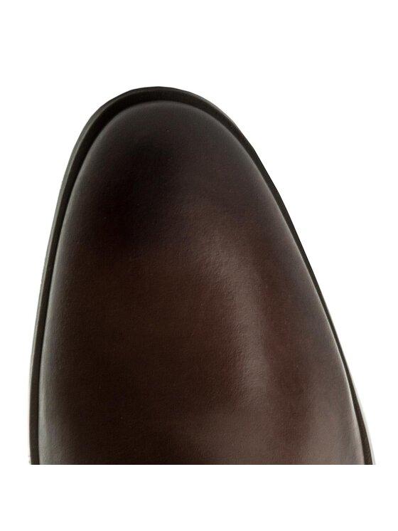 Gino Rossi Gino Rossi Κλειστά παπούτσια Greg MPV196-E81-ZR00-3700-0 Καφέ