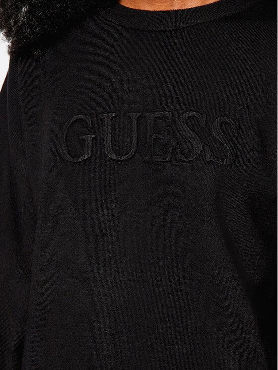 Guess Guess Maglione O94R00 Z26I0 Nero Oversize
