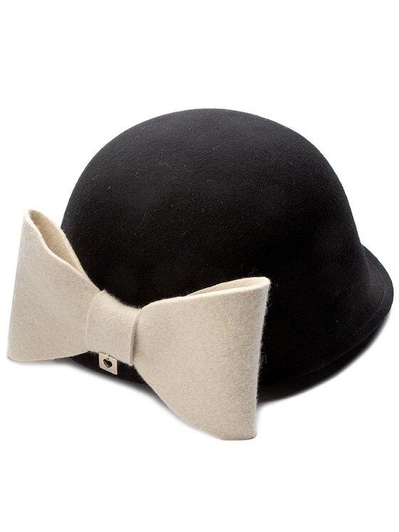 TwinSet TwinSet Pălărie Cappello OA7T81 Negru
