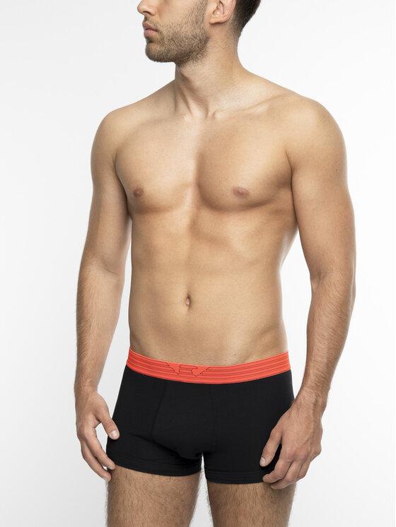 Emporio Armani Underwear Emporio Armani Underwear Комплект 2 чифта боксерки 111210 9P723 17020 Черен