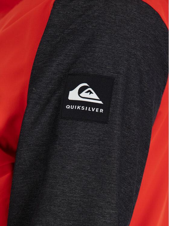 Quiksilver Quiksilver Snowboardjacke Mission EQYTJ03221 Orange Modern Fit