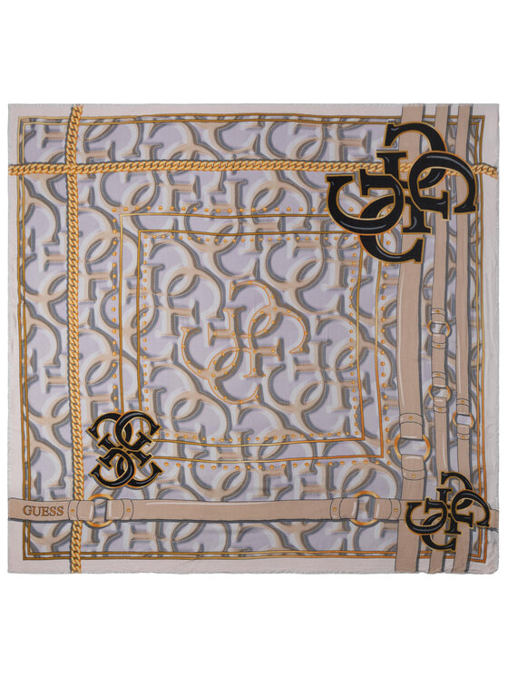 Guess Guess Chusta New Wave (VG) Scarves AW8345 VIS03 Różowy