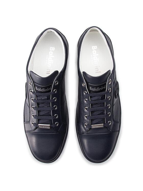 Baldinini Baldinini Sneakersy 996932XNAPP101010LXX Tmavomodrá