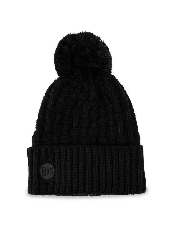 Buff Kepurė Knitted & Polar Hat 111021.999.10.00 Juoda