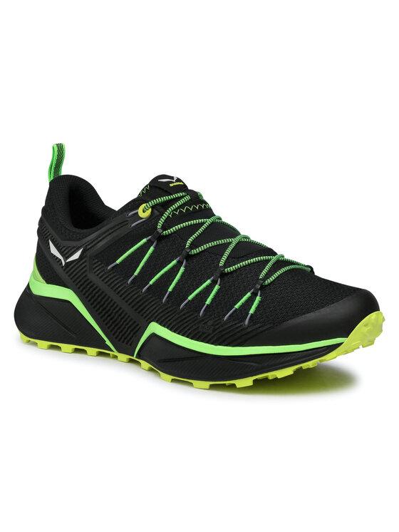 Salewa Turistiniai batai Ms Dopline 61368-5815 Juoda