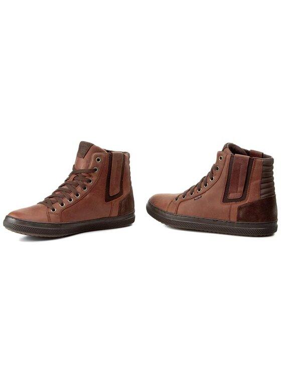 Geox Geox Sneakersy U Smart B U54X2B 000FF C6003 Hnedá