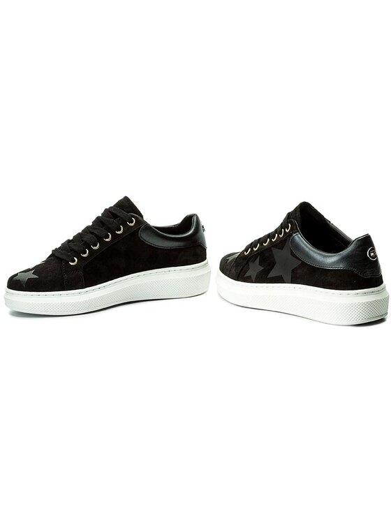 Tommy Hilfiger Tommy Hilfiger Sneakersy Sabrina 1B1 FW0FW01855 Černá
