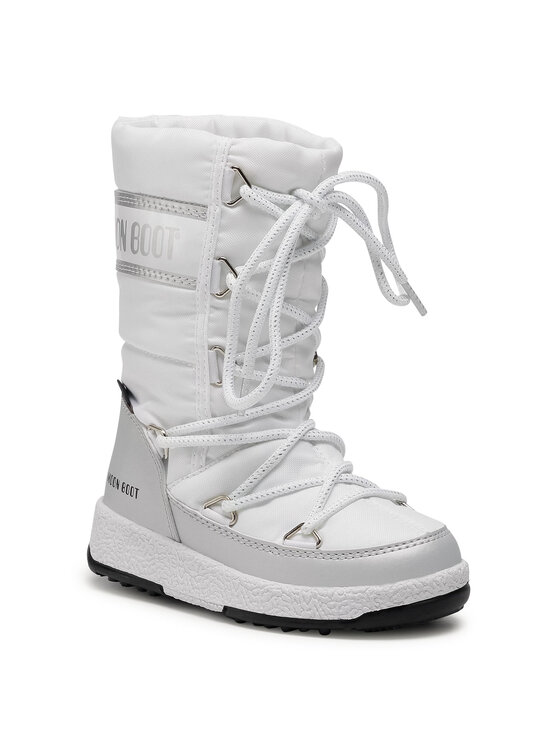Moon Boot Sniego batai Jr G.Quilted Wp 34051400004 M Balta
