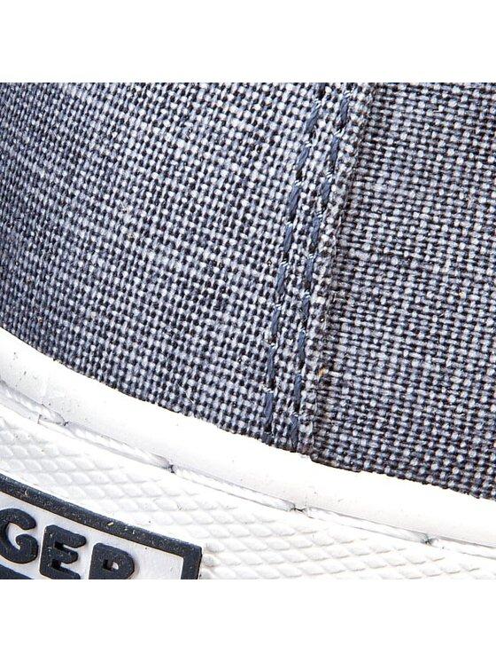 TOMMY HILFIGER TOMMY HILFIGER Teniszcipő Harry 2E FM56819025 Kék