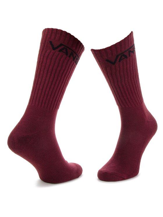 Vans Vans Vyriškų ilgų kojinių komplektas (3 poros) Classic Crew VN000XSEFLM Oranžinė