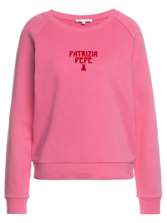 Patrizia Pepe Patrizia Pepe Sweatshirt 8M1000/A6H5-R668 Rose Regular Fit