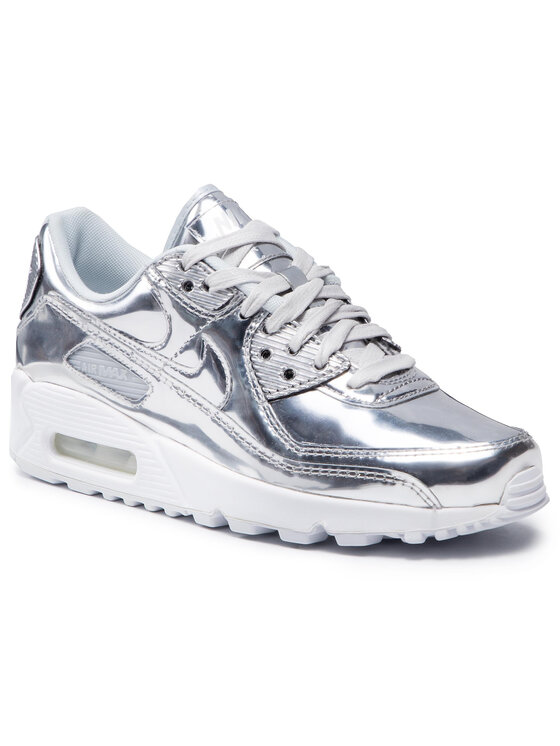 Nike Chaussures Air Max 90 Sp CQ6639 001 Argent