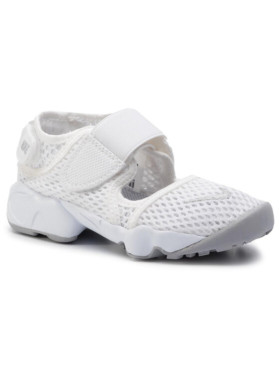 Nike Nike Buty Rift (Gs/Ps Boys) 322359 111 Biały