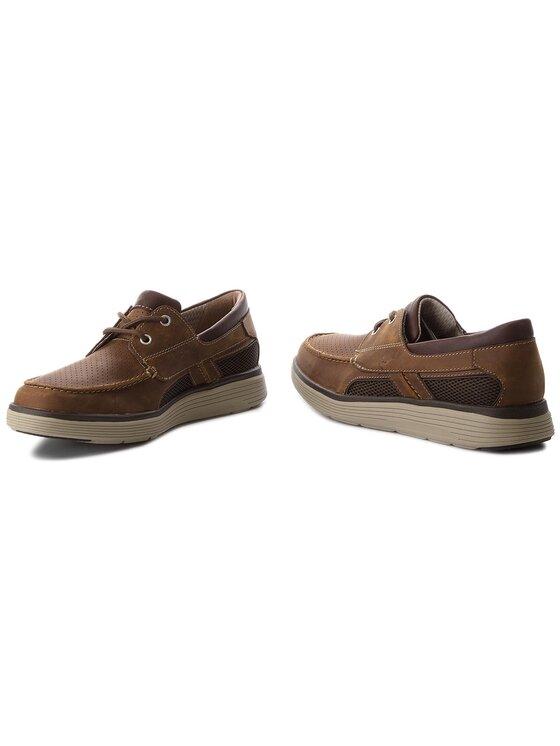 Clarks Clarks Pantofi Un Abode Step 261326157 Maro