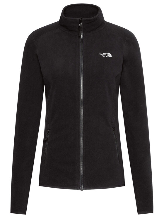 The North Face The North Face Polar 100 Glacier NF0A2UAUJK31 Czarny Regular Fit