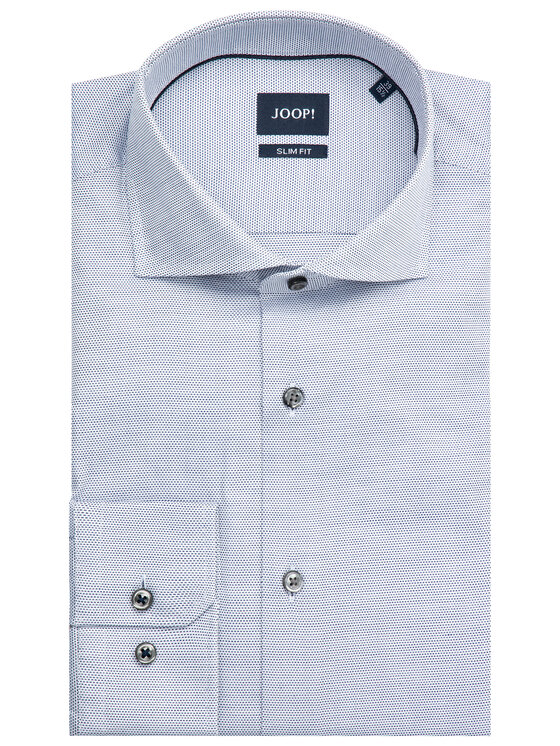Joop! Joop! Koszula 30009554 Niebieski Slim Fit