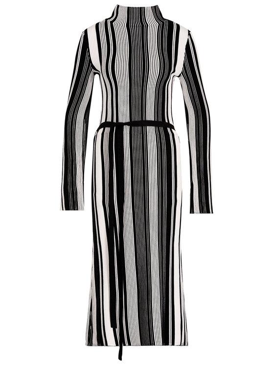 Hugo Hugo Sukienka dzianinowa Stormin 50420318 Kolorowy Regular Fit