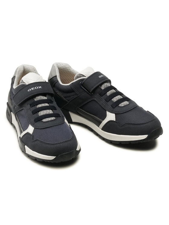 Geox Geox Sneakersy J Alfier B. A J046NA 0AU14 C0661 D Granatowy