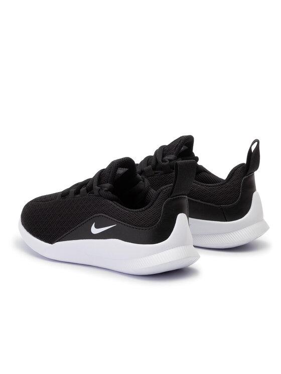 Nike Nike Boty Viale (Ps) AH5555 002 Černá