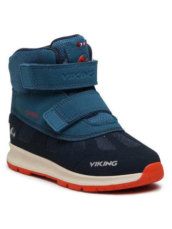 Viking Sniego batai Toby Gtx GORE-TEX 3-89300-555 Mėlyna