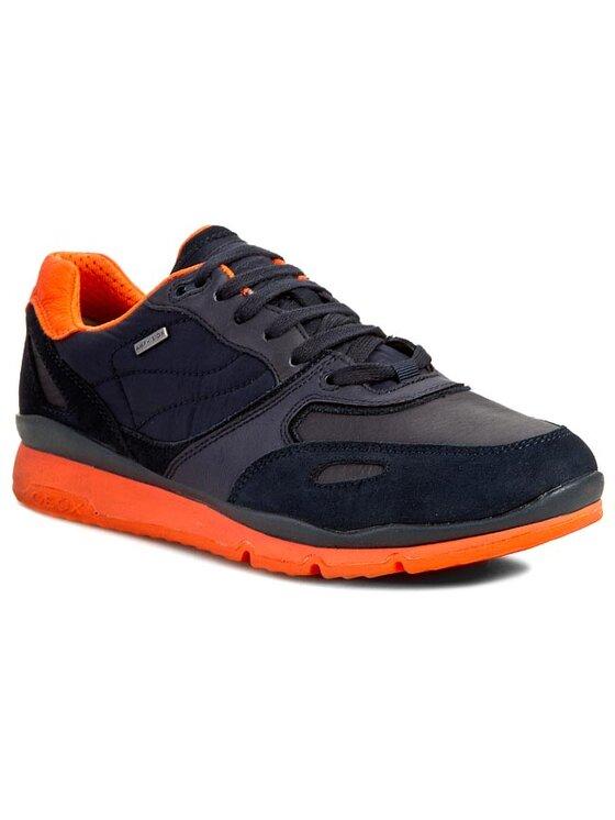 Geox Geox Chaussures basses U Sandro B ABX A U44S7A 022FU C4002 Bleu