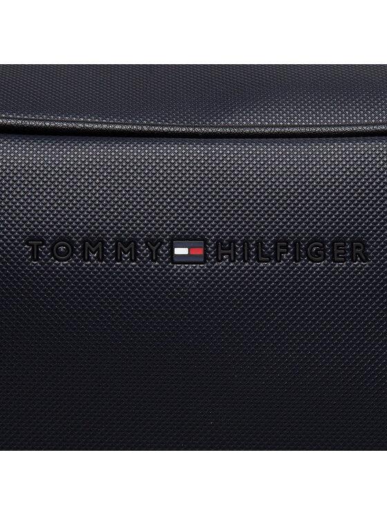 Tommy Hilfiger Tommy Hilfiger Kosmetyczka Essential Pq Washbag AM0AM07303 Granatowy