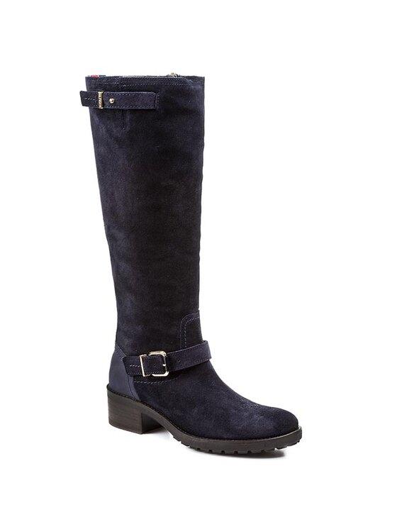 Tommy Hilfiger Tommy Hilfiger Μπότες Whitney 5B FW56817773 Μπλε