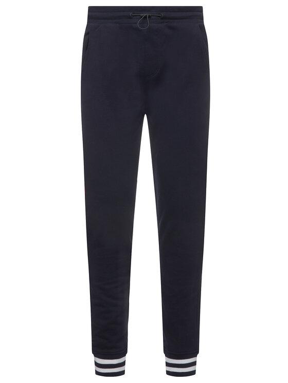 Tommy Hilfiger Tommy Hilfiger Παντελόνι φόρμας Color Blocked MW0MW12987 Σκούρο μπλε Regular Fit