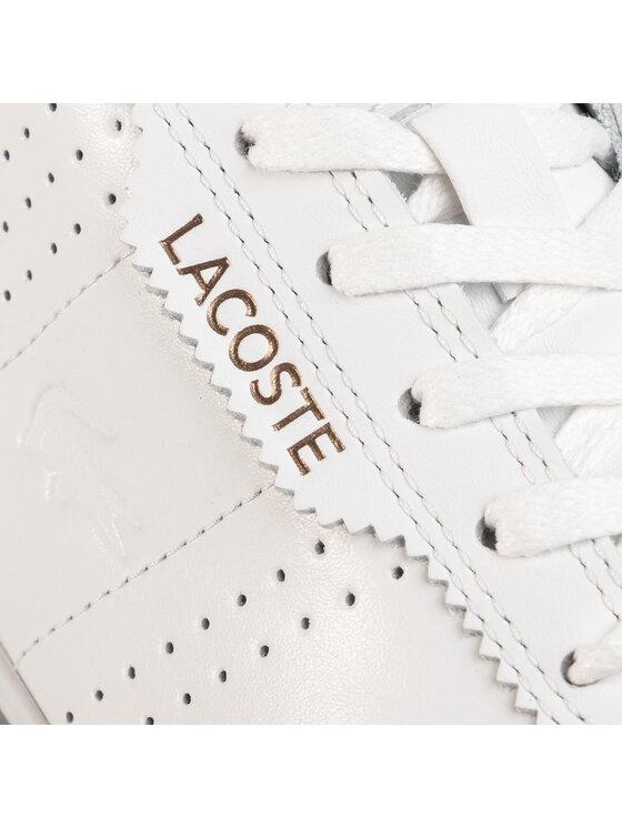 Lacoste Lacoste Sneakersy Oreno 120 1 Cfa 7-39CFA001483J Biały