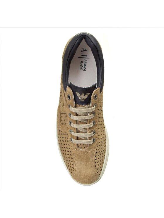 Armani Jeans Armani Jeans Sneakers A6574 Z2 31 Beige