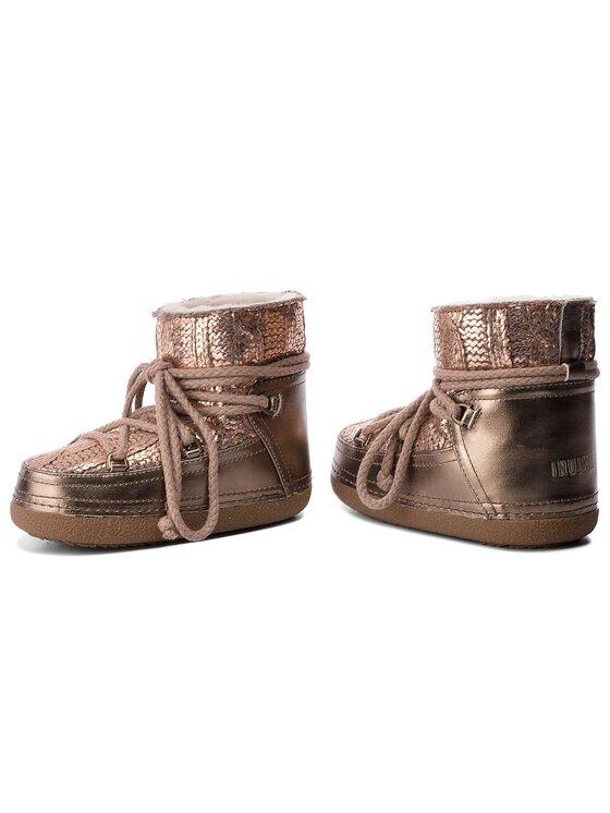 Inuikii Inuikii Batai Boot Galway 70101-10 Auksinė