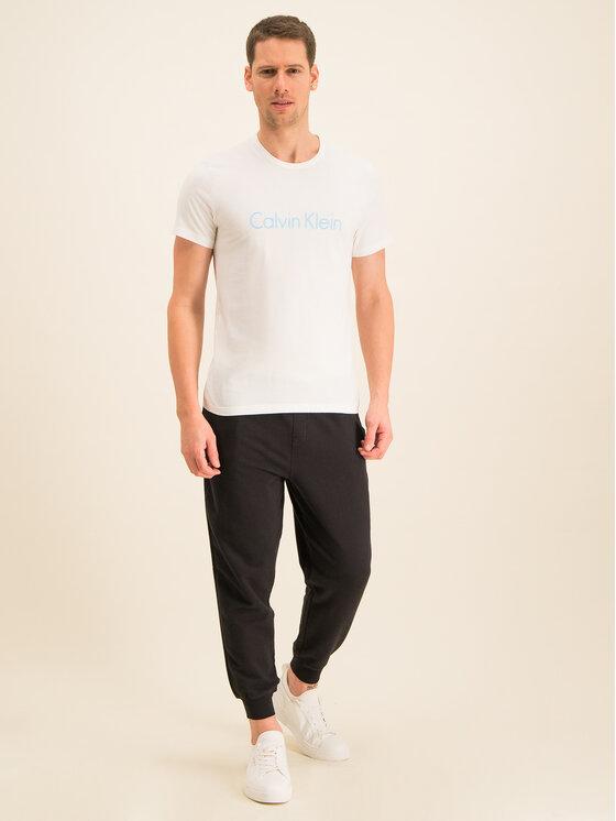 Calvin Klein Underwear Calvin Klein Underwear Tričko 000NM1129E Biela Regular Fit