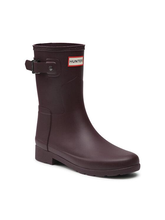 Hunter Guminiai batai Original Refined Short WFS1098RMA Violetinė
