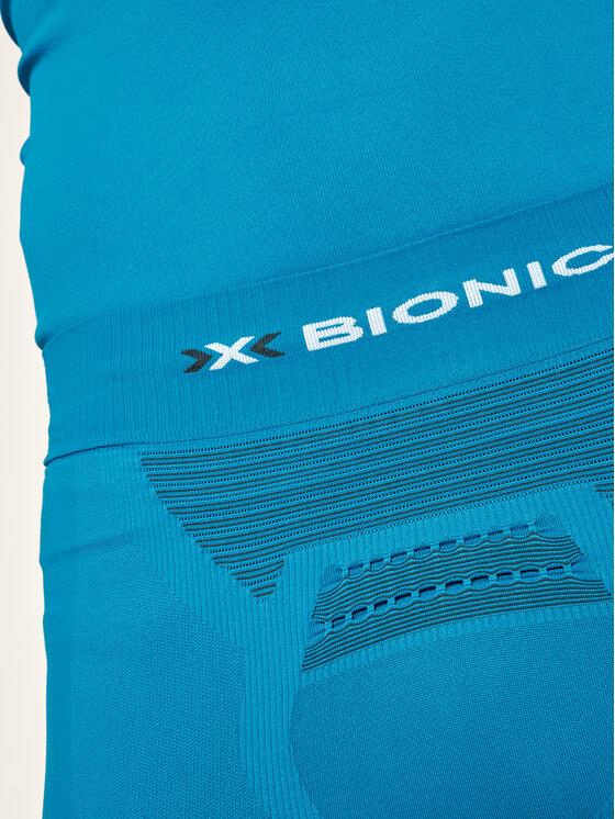 X-Bionic X-Bionic Bielizna termoaktywna dolna Energizer 4.0 NGYP07W19M Niebieski Slim Fit