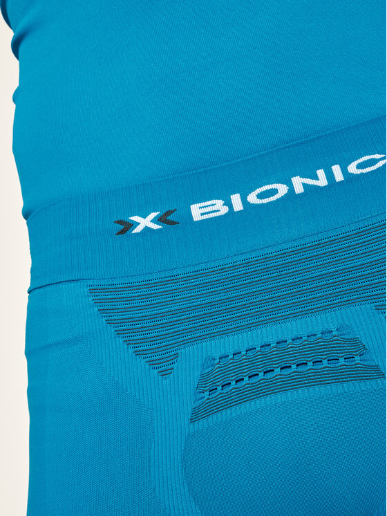 X-Bionic X-Bionic Termoaktív alsó Energizer 4.0 NGYP07W19M Kék Slim Fit