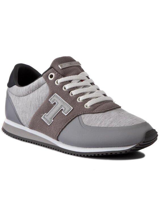 Tommy Hilfiger Tommy Hilfiger Sneakersy Phoenix 3C2 FW0FW00860 Šedá