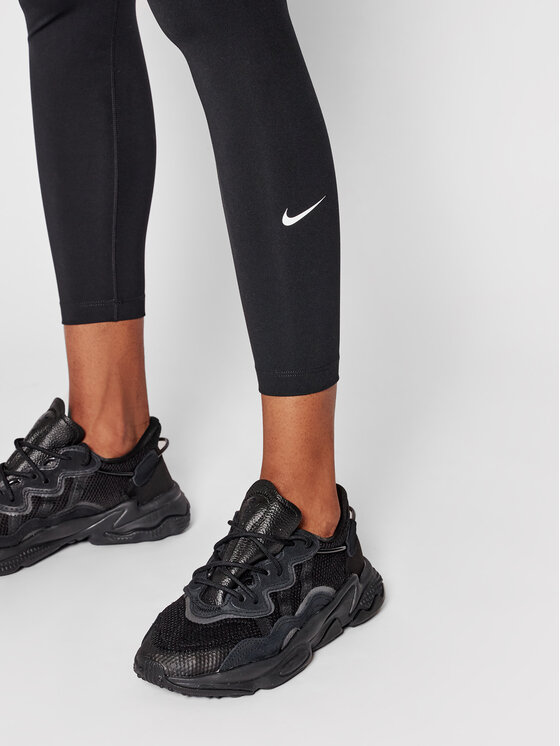 Nike Nike Legginsy Dri-FIT One DD0252 Czarny Tight Fit