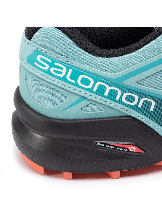 Salomon Salomon Buty Speedcross 4 W 407866 23 V0 Niebieski