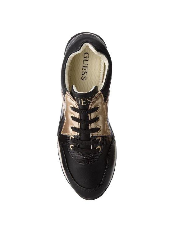 Guess Guess Sneakersy FJLIT3 ELE12 Czarny