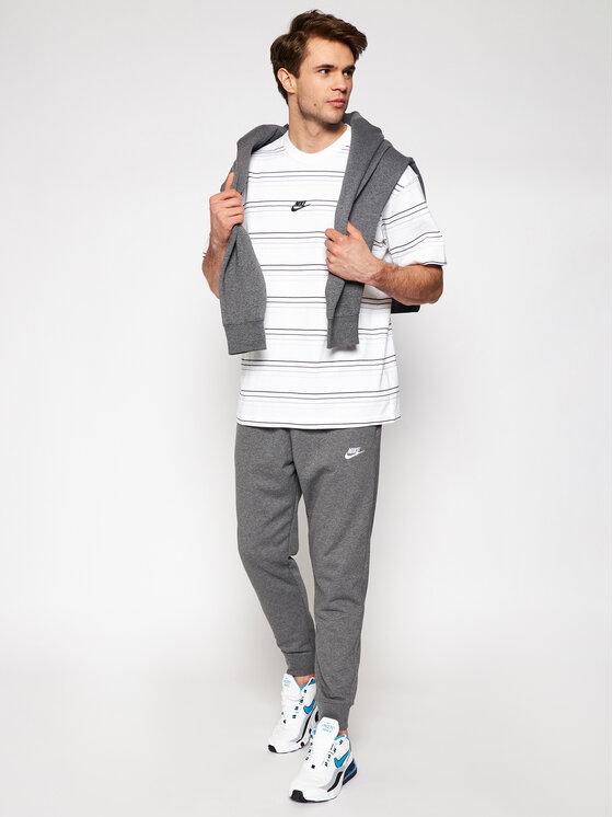 Nike Nike T-Shirt Sportswear DB6531 Biały Loose Fit