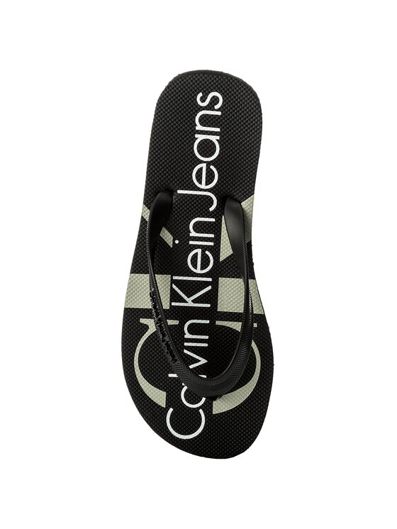 Calvin Klein Jeans Calvin Klein Jeans Σαγιονάρες Paulina R8948 Μαύρο