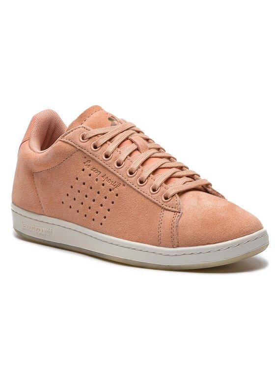 Le Coq Sportif Laisvalaikio batai Courtset W Bold 1820289 Rožinė