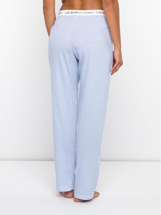 Lauren Ralph Lauren Lauren Ralph Lauren Pižamos kelnės I8181230 Mėlyna