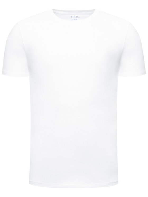 Polo Ralph Lauren Polo Ralph Lauren Set di 2 T-shirt 714513432 Bianco Slim Fit