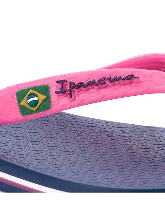 Ipanema Ipanema Šlepetės per pirštą Clas Brasil II Fem 80408 Rožinė