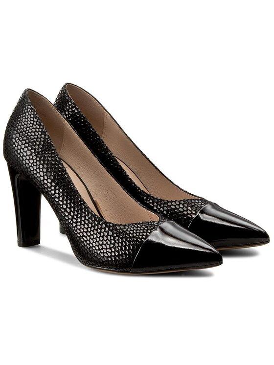 Caprice Caprice Κλειστά παπούτσια 9-22407-28 Μαύρο