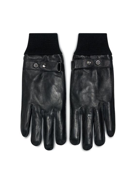 Joop! Joop! Rękawiczki Męskie Gloves 7166 Czarny