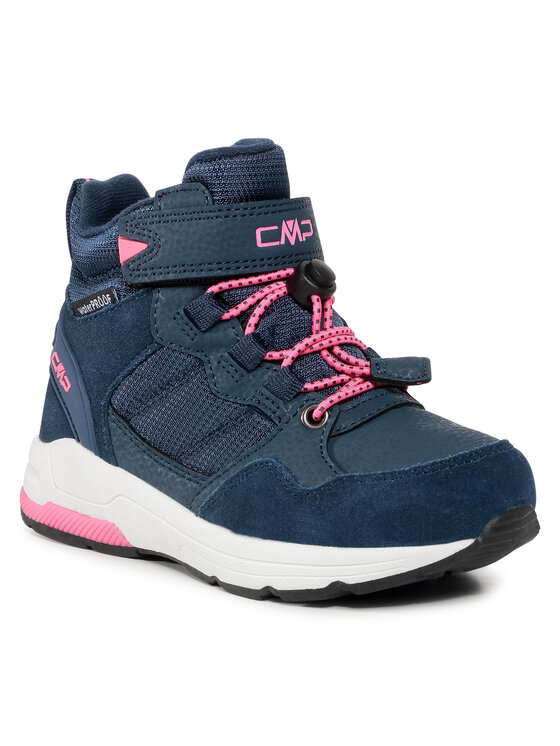 CMP Auliniai batai Hadil Lifestyle Shoes Wp 30Q4524 Tamsiai mėlyna