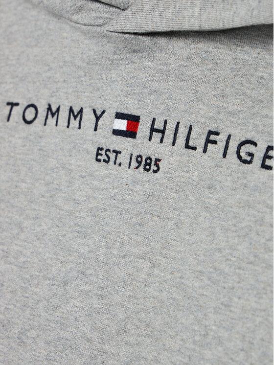Tommy Hilfiger Tommy Hilfiger Bluza Essential KB0KB05673 M Szary Regular Fit